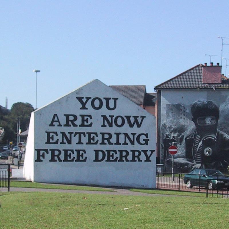 derry-murals